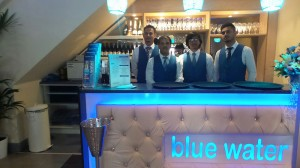 Blue Water Restaurant in Tamworth