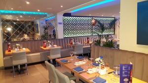 Blue Water Restaurant in Tamworth
